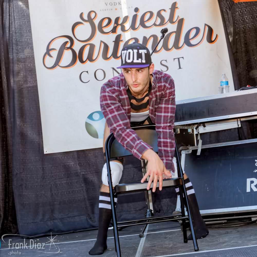 Sexiest Bartender