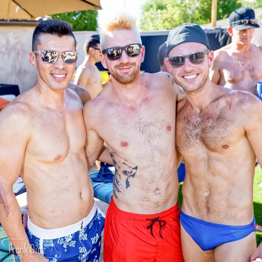 GLSEN Pool Party