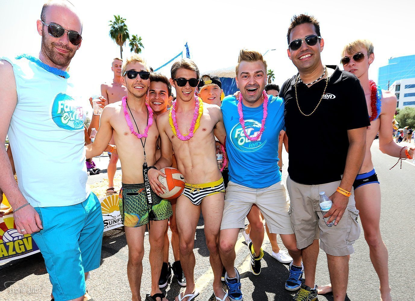 from Issac phoenix gay pride parade