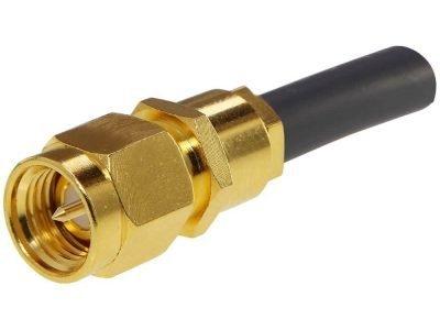 Gold BNC Connectors