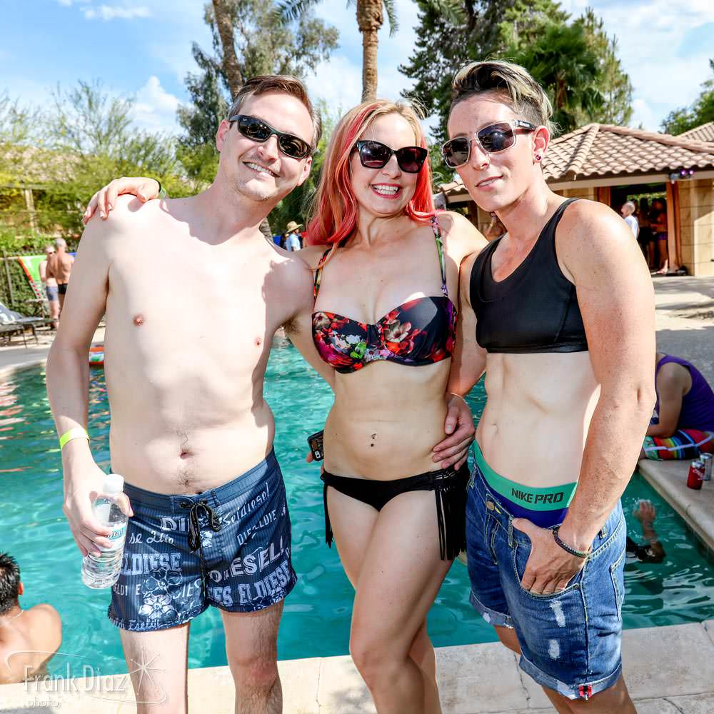 Q High Pool Party Fundraiser