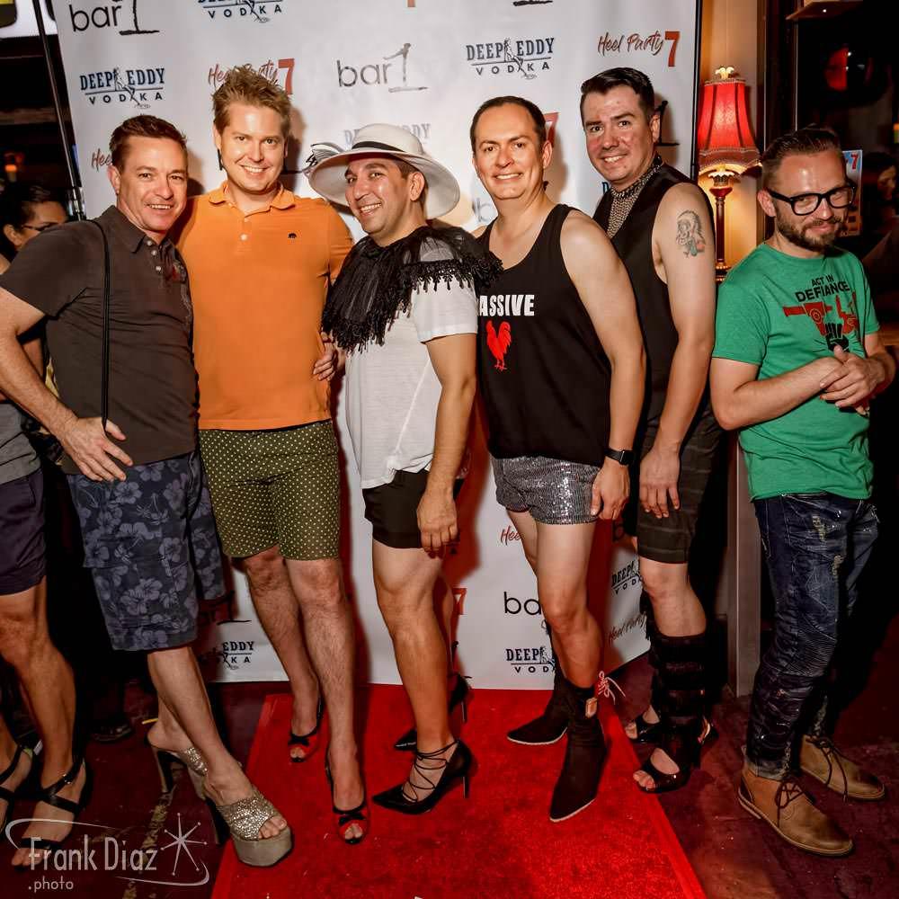 2017 Heel Party