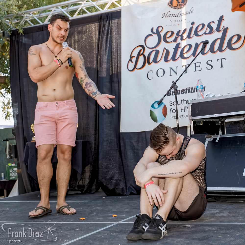 2017 Sexiest Bartender