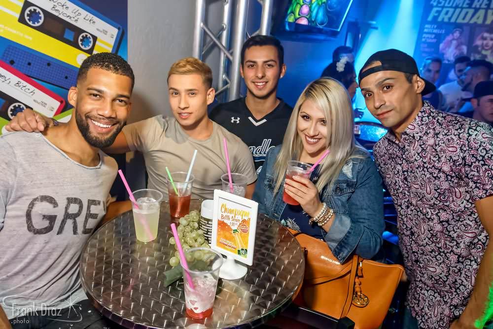 Club Volt – Greek Week