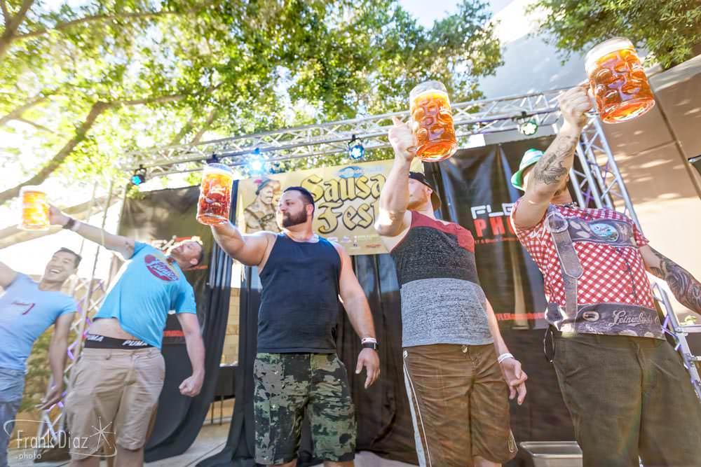 ION Sausage Festival