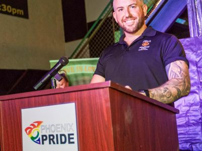 Phoenix Pride Announcement