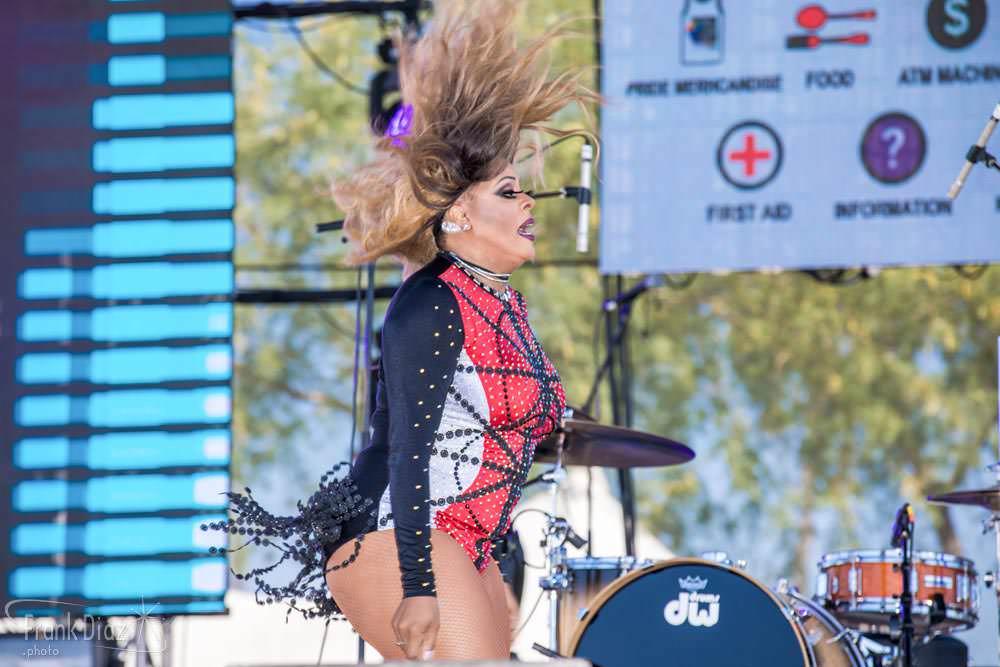 Phoenix Pride Festival - 2018 - Frank AZ